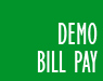 Demo of bill pay link